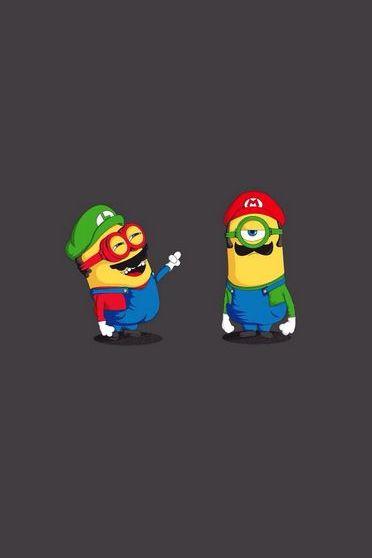 Minion Mario