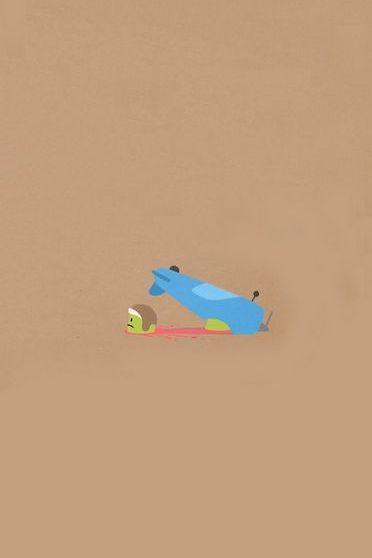 Air Plane Fall