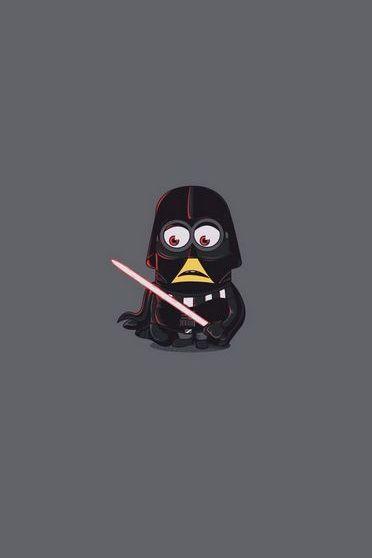 Minion Darth Vader