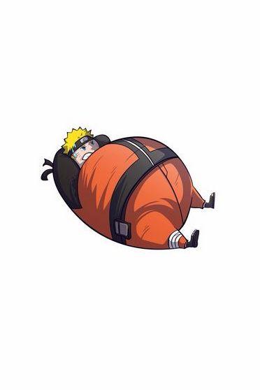 Dieta Naruto