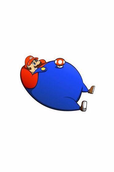 Diet Mario
