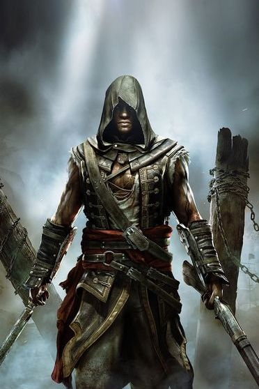 Adewale From Assassins Creed