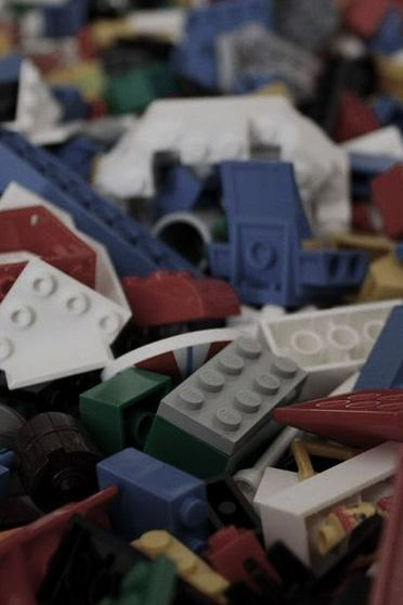 Lego Mountain