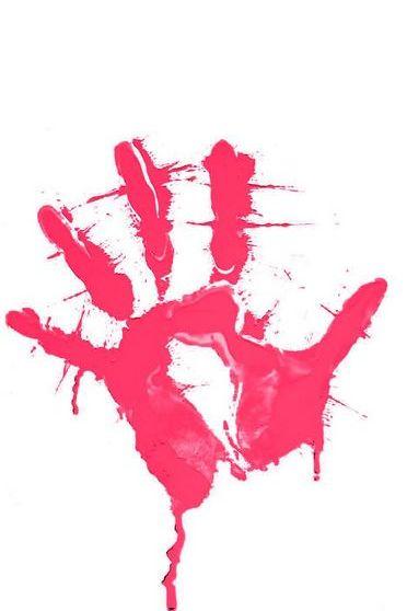 Hand Blood