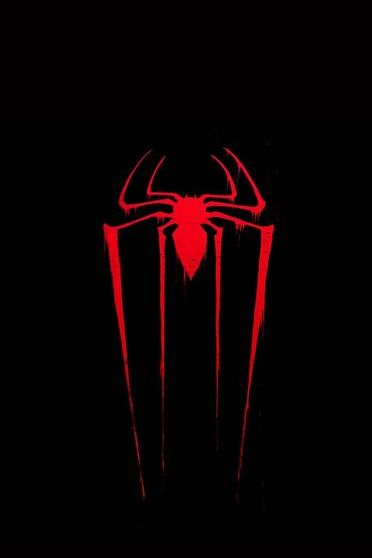 Spider Logo Red