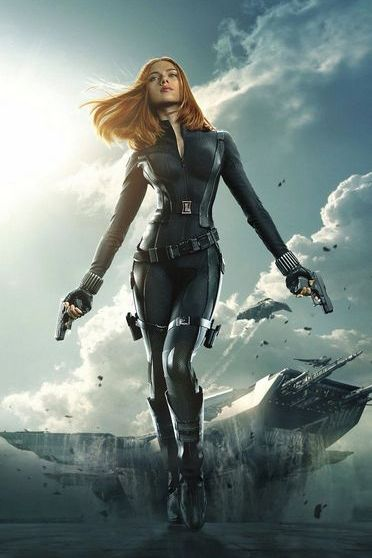 Black Widow - Natasha Romanoff