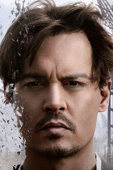 Johnny Depp Transzendenz