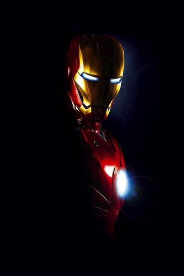 Iron Man #ParallaxWallpaper