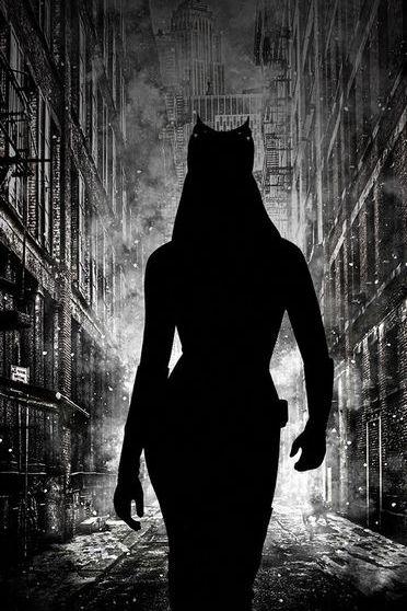 Catwoman gehen