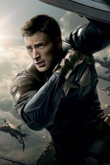 Kapten Amerika - Steve Rogers