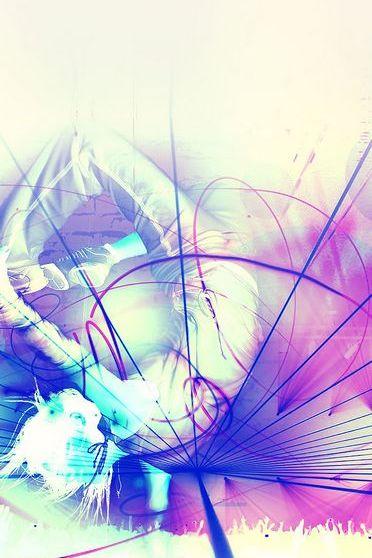 Light Concert Laser Art