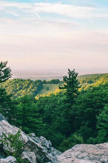 Bonticou Crag Trekking