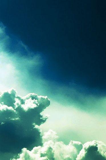 Traum des dunklen Himmels
