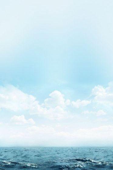 Ocean Blue Sky