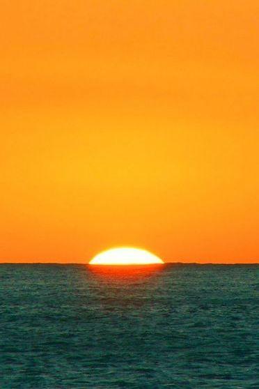 Sea Level Sunset