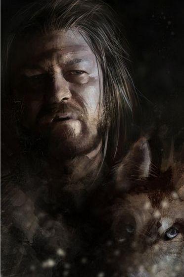 Game Of Thrones - Eddark Stark