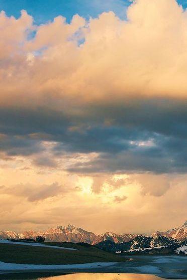 Перерыв облаков