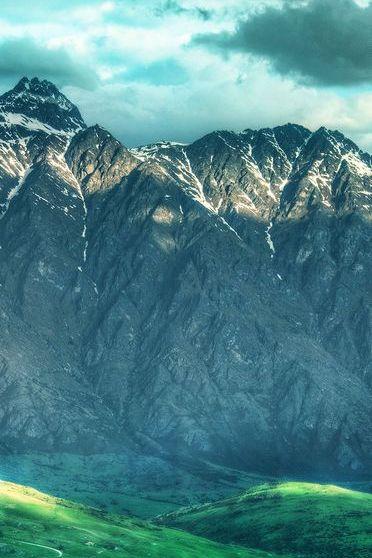 Mount Under Sky