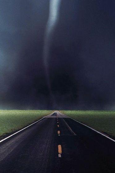 Tornado Storm Highway