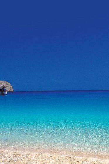 Beach In Greece