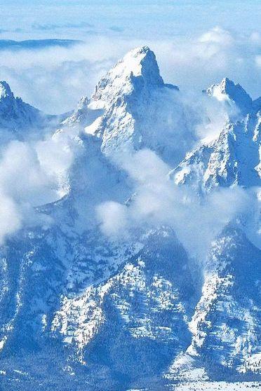 Ngọn núi tuyết