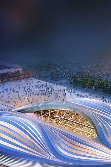 Qatar Worldcup Stadium