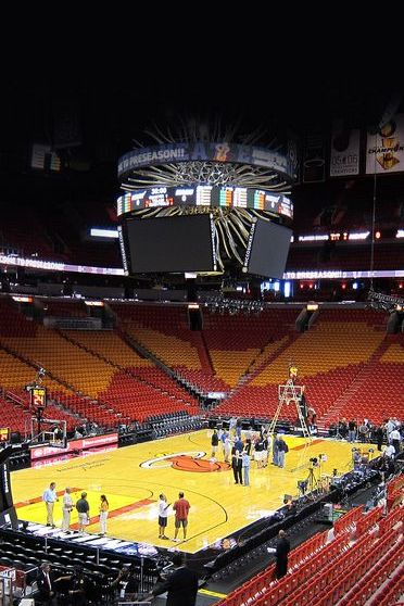 Miami Heat Stadium