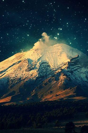 Estrelas do monte