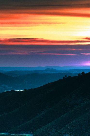 Crazy Sunset