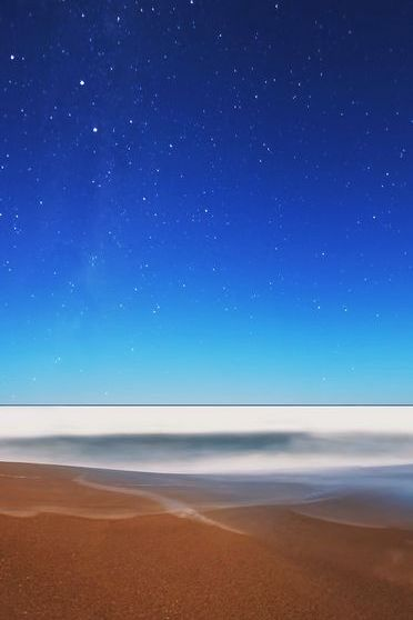 Starry Sky Beach