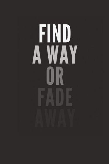Mencari jalan