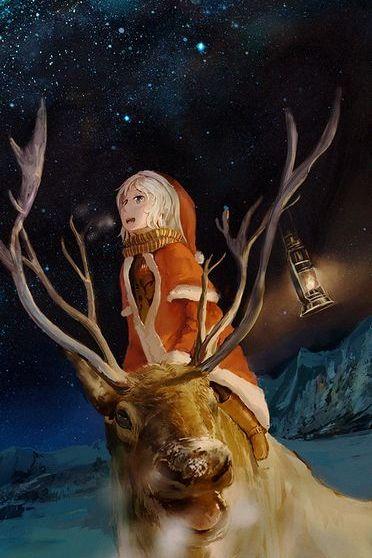Christmas With Rudolf