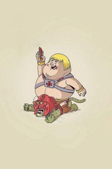 Fat He-Man