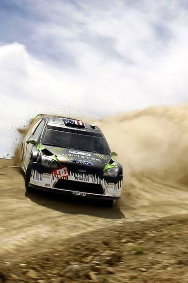 Drifting Rally