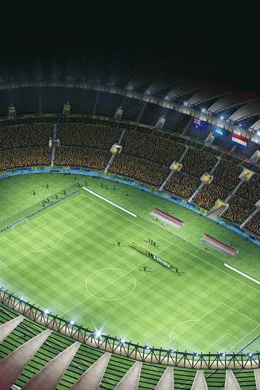 Worldcup Stadium