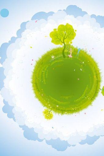 ناقل الأرض الخضراء