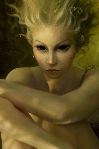 Arte de fantasia Lart Benita Winckler