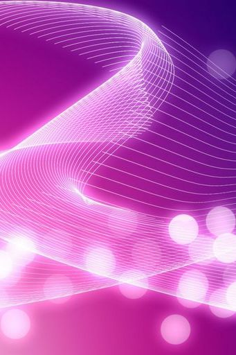 Wave Glow Sparkle
