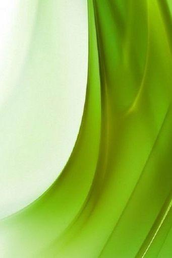 Green White Flow