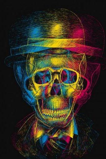 Skulls Glasses