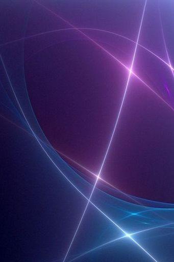 Fractal Neon Light