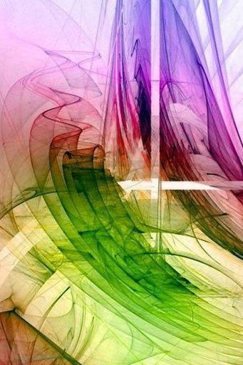 রঙিন swirly