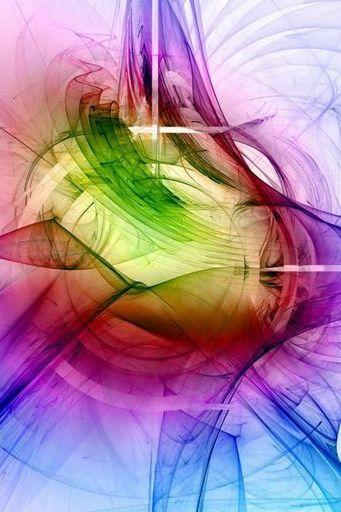 Colorful Swirly