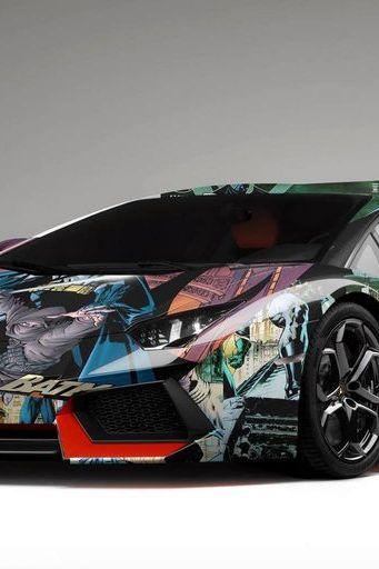 Lamborghini Aventado 2