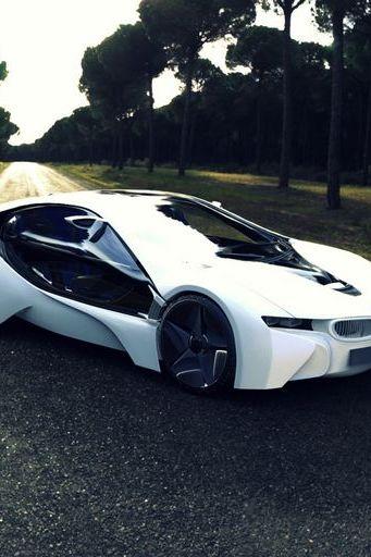 BMW I8 컨셉트 카