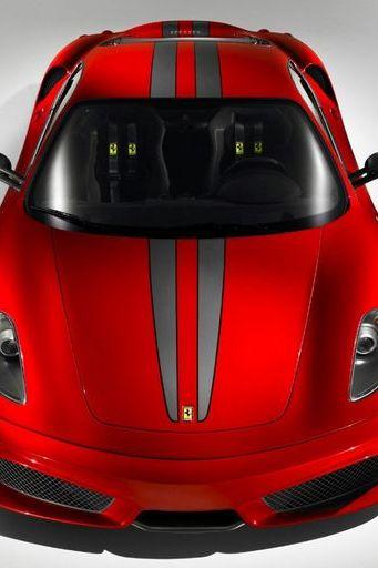 Ferrari F430 Scuderia Red Front