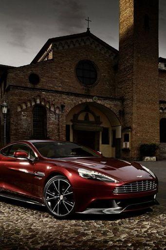 Aston Martin M310