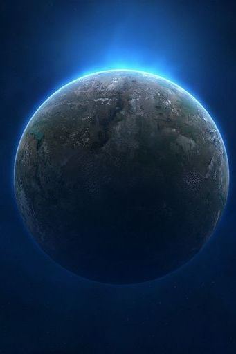 Planet Ball Terrestrial