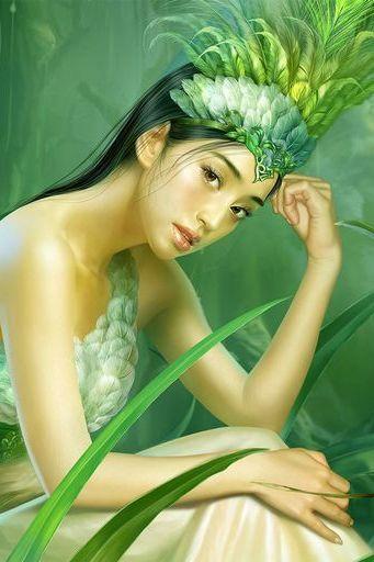 Masterpiece Fantasy Female