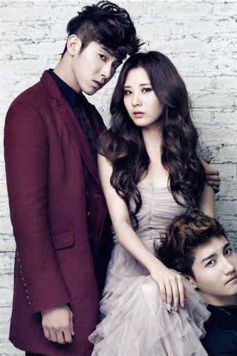 Seohyun dan TVXQ
